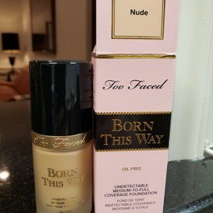 TOO FACED Born this Way Foundation NUDE